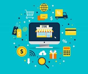 онлайн-пазаруване